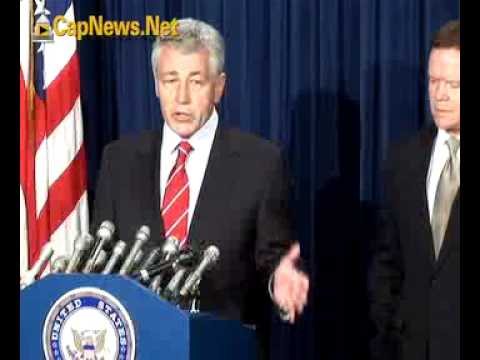 IRAQ: Chuck Hagel Supports Webb Amendment