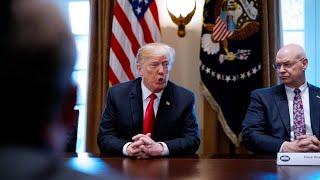 """Strafzölle auf Stahl: Trump: Handelskriege sind """"gut und leicht zu gewinnen"""""""