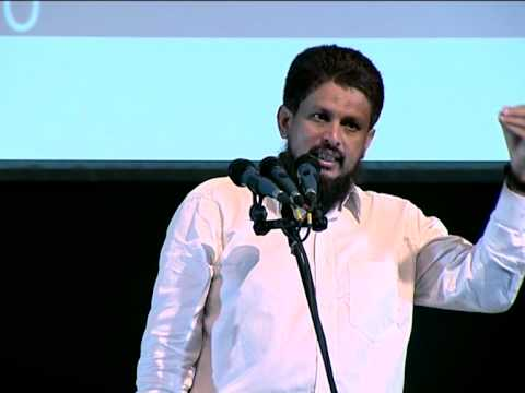 Mm Akbar - Dubai Holy Quran Award Speech 2013 - Part-04 video