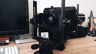 Camera Overview: Toyo 45cx Large Format Camera