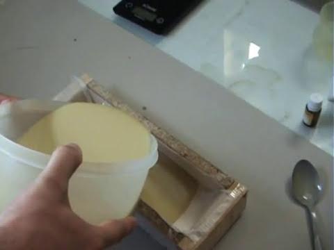 Πως φτιάχνουμε σαπούνι