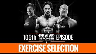 105: The Exercise Selection Roundtable - Mike Israetel, Eric Helms & Menno Henselmans