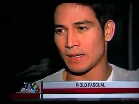 Piolo Pascual - KC Concepcion Breakup - TV Patrol Nov. 27, 2011