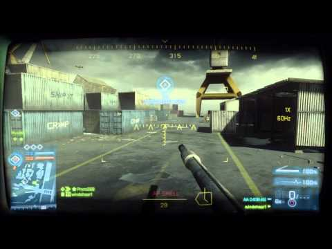 Battlefield 3 Tank Tips Multiplayer Gameplay.wmv