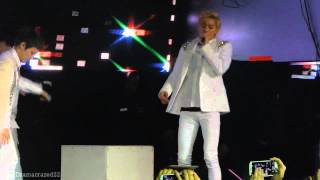 Teen Top (Chunji focused) To You - 140330 High Kick In Toronto