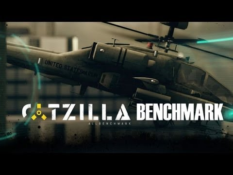 Catzilla ALLbenchmark RC1 [ENG] for EXSite.pl