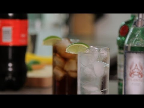 How to Make Highballs Cocktail Recipes