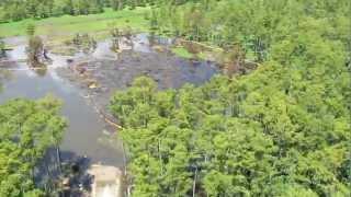 08/23/2012 Sinkhole Flyover