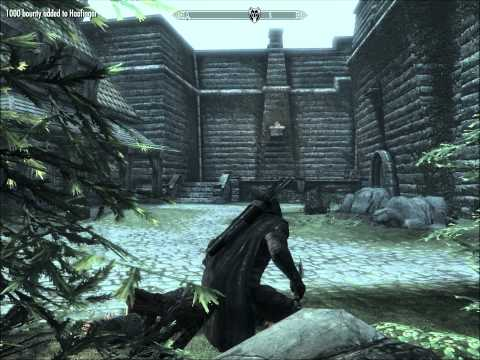 Skyrim: Assassin (KILL THEM ALL) 2