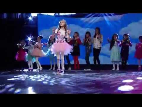 Meliza Zeqiri - Në boten e përrallave - ÇELESI MUZIKOR 8 - ZICO TV HD