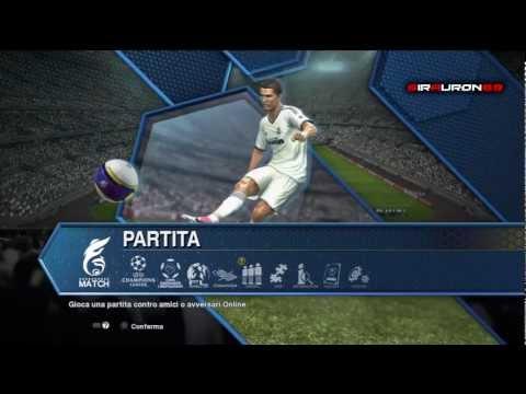 Pes 2013: Primo LIVE. primo gameplay. finalmente PES è tornato!!!! :D by SirAuron89