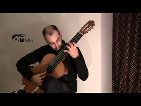 Big Guitar VI - La Espiral Eterna - Leo Brouwer - André Madeira