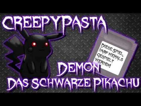DEMON, das schwarze Pikachu - Creepypasta  ( Deutsch )