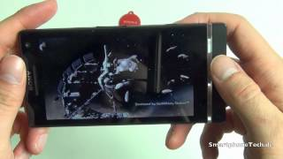 Sony Xperia S review - ENGLISH Full HD