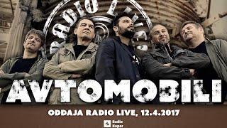AVTOMOBILI v oddaji RADIO LIVE!