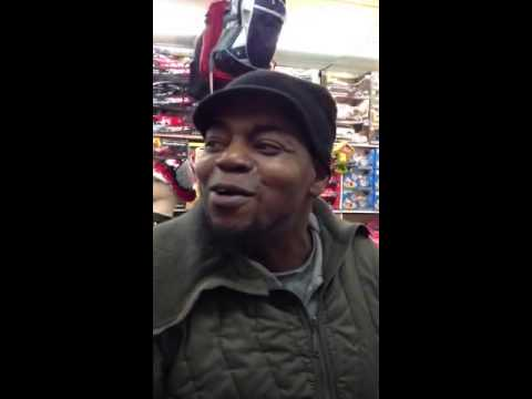 Black Nigerian man can Sing Hindi songs