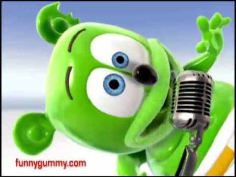 Gummimaci - Full Length Hungarian Version - The Gummy Bear Song