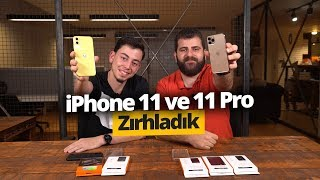 iPhone 11 ve iPhone 11 Pro'yu Spigen ile zırhladık!