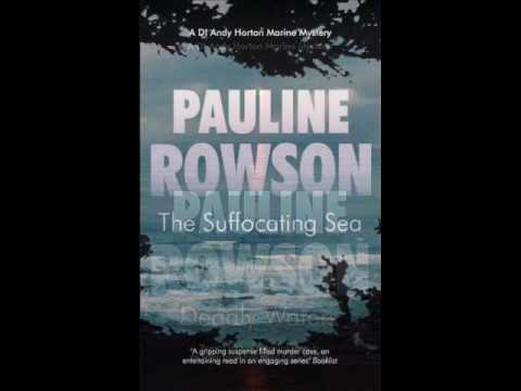 Pauline Rowson reads from the fifth Inspector Horton crime novel, Blood on the Sand