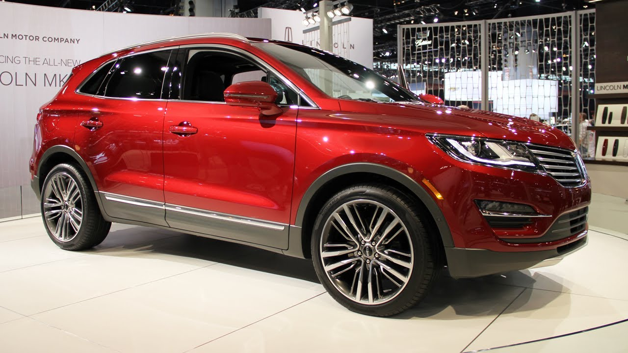 2015 lincoln mkc new luxury suv youtube. Black Bedroom Furniture Sets. Home Design Ideas