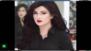 Ayeza khan new look.