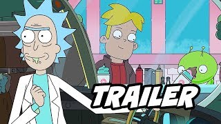 Final Space Trailer - Olan Rogers and Rick and Morty Season 4 Update