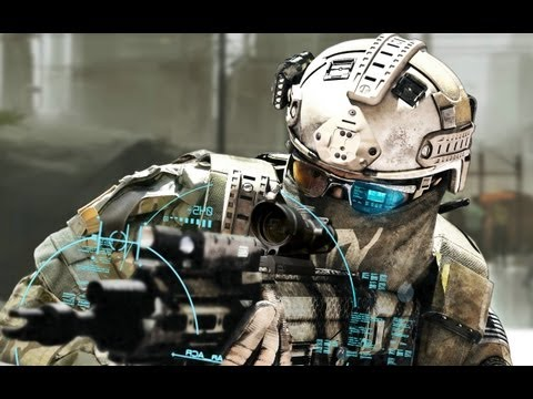 Ghost Recon Future Soldier All Movie Cutscenes