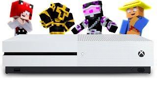 ¿¡ENTRAMOS DENTRO DE UNA XBOX ONE EN MINECRAFT!? | MINECRAFT TROLL