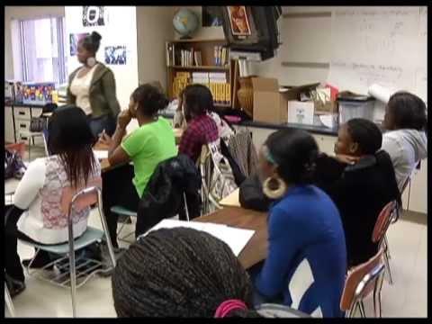 African Girls' Initiative tackles culture shock