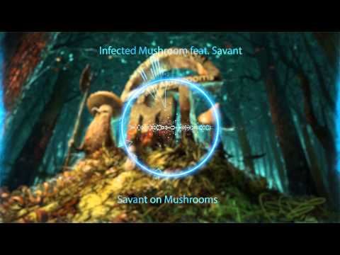 Infected Mushroom - Savant On Mushrooms
