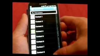 Samsung Galaxy SIII Best Tips and Tricks
