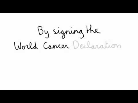 World Cancer Declaration - Animation - Web.mov