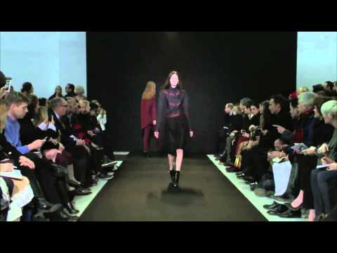 Costume National | Fall Winter 2013/2014 Full Fashion Show | Exclusive