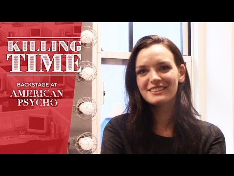 Episode 7- Killing Time: Backstage at Broadway's AMERICAN PSYCHO with Jennifer Damiano