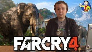 Обзор Far Cry 4 - лучшая игра 2014 года
