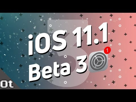 iOS 11.1 Beta 3 — ЧТО НОВОГО? Сплошные проблемы и баги...