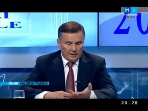 Moldova are nevoie de reforme în economie. Valeriu Pleșca propune acțiuni!