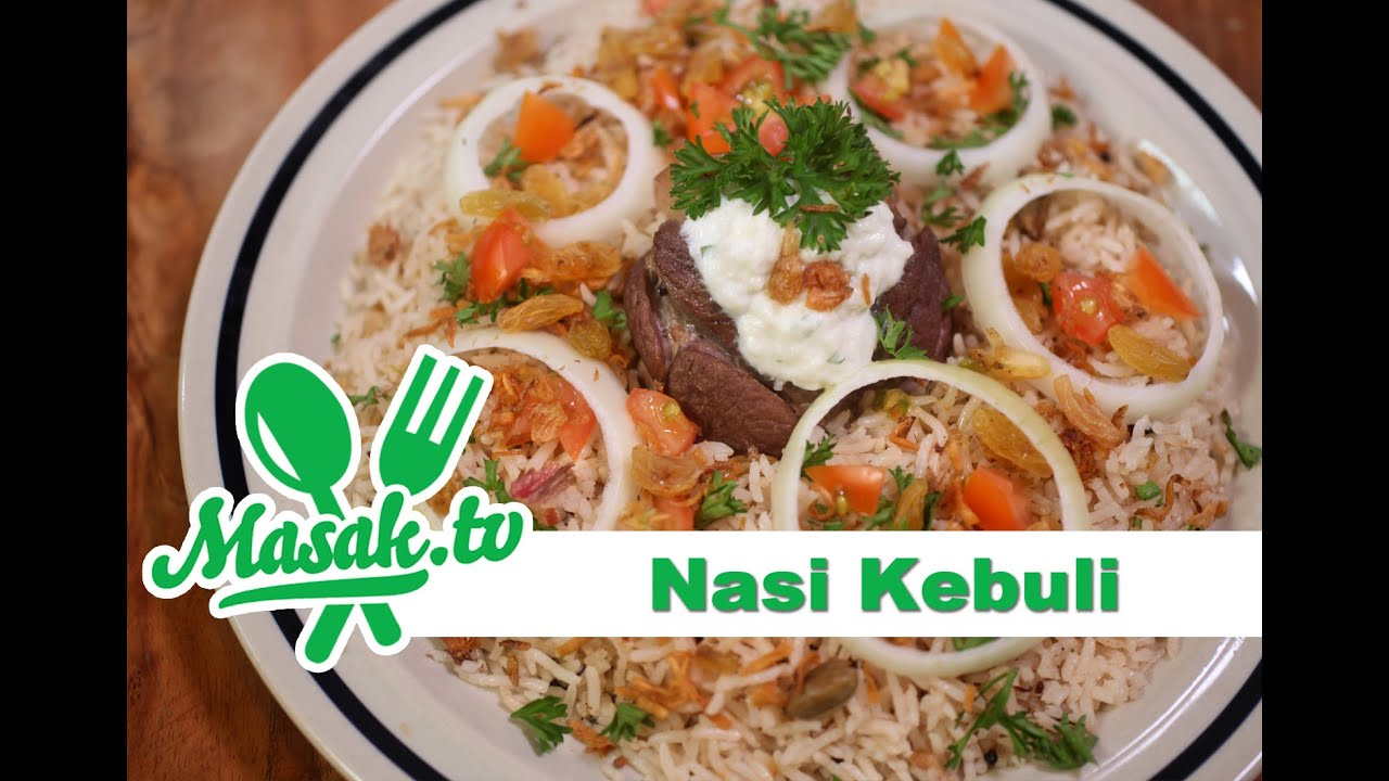 nasi kebuli resep 164   youtube