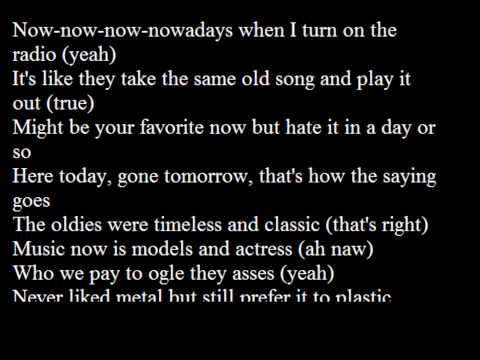 Classified Ft. Mic Boyd Use To Be Lyrics