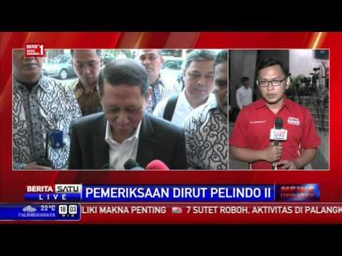 RJ Lino Anggap Kasus Mobile Crane Sudah Clear