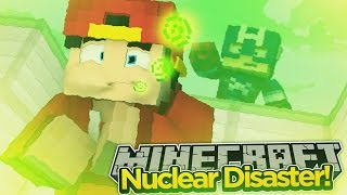 Minecraft Adventure - LITTLE ROPO, NUCLEAR DISASTER!!!