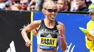 2018 Boston Marathon Preview: Jordan Hasay