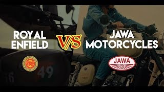 Royal Enfield vs JAWA Comparison. Which one to buy?