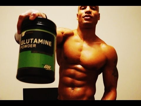BCAAs and GLUTAMINE For recovery and immune system (Big Brandon Carter ...