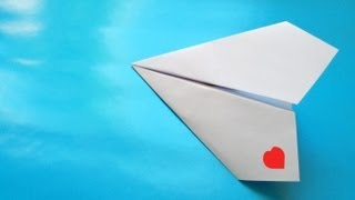 Tutorial To Make A Paper Plane -avin De Papel