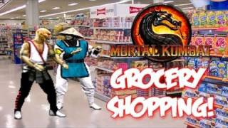 Mortal Kombat - EP #03: Grocery Shopping