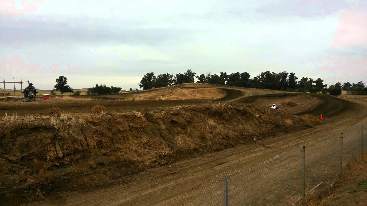 Trackday motocross argyll mx park dixon california parte 5 7