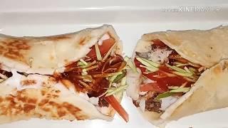 Mother zaika special🐡 🐟 Easy fish shawrma recipe home made🐟🐡