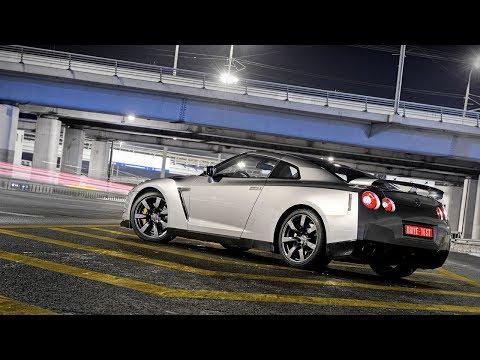 Обзор Nissan GT-R, часть 1