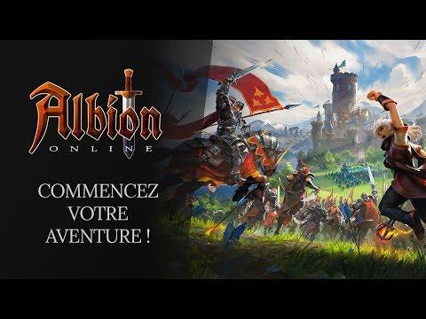 Albion Online | Commencez votre aventure ! (Nouvelle vidéo d'introduction)